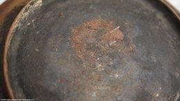 Closeup Of Wagner Sidney O Scotch Bowl 5 Mark